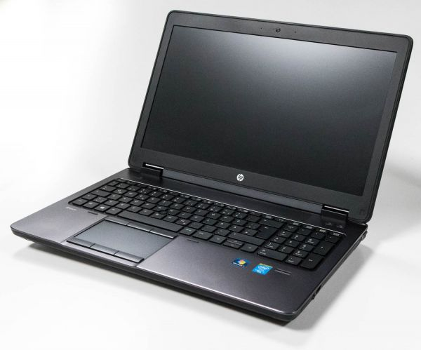 """HP Zbook 15 G2 i7-4810MQ 16GB 1TB 512GB SSD 15,6"""" Windows 10 Laptop"""