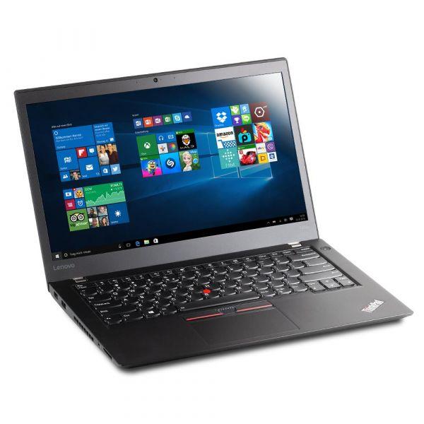 """Lenovo ThinkPad T470s i5-7300U 8GB 256GB 14"""" WIN10 Ultrabook"""