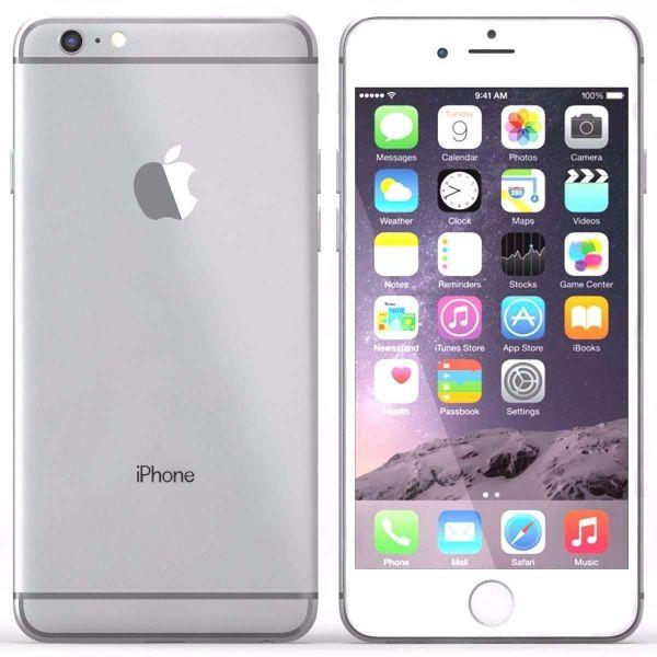 Apple iPhone 6 32GB silver Smartphone