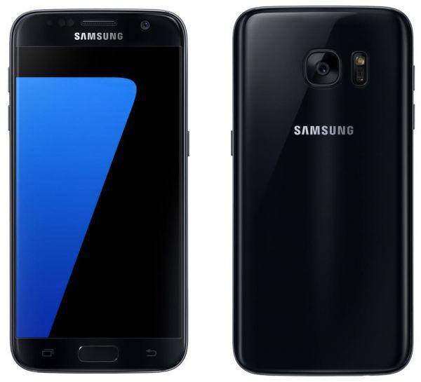 Samsung Galaxy S7 32GB black Smartphone