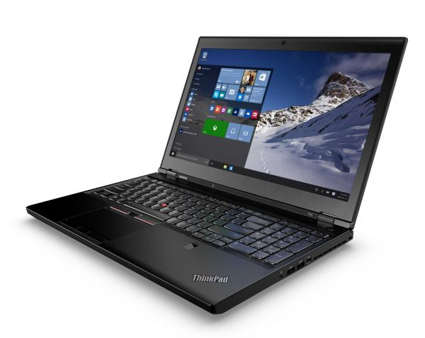 "Lenovo ThinkPad P50 i7-6820HQ 32GB 256GB 15,6"" WIN10 Laptop QWERTZ-DE"