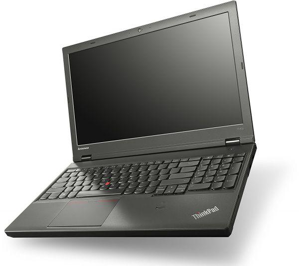 "Lenovo ThinkPad T540p i7-4710MQ 16GB 500GB SSD 15,5"" Windows 10 Laptop"