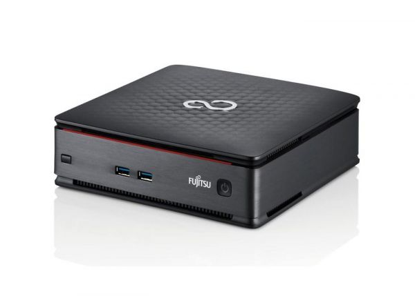 Fujitsu Esprimo Q920 i5-4590T 8GB 240GB SSD Windows 10 USFF Mini-PC
