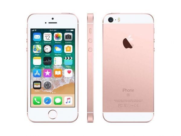Apple iPhone SE 32GB rose gold Smartphone Bastler