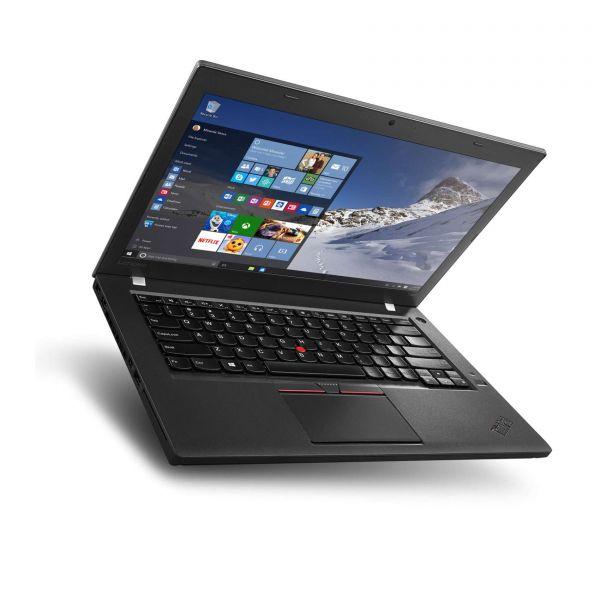 """Lenovo ThinkPad T460s i7-6600U 12GB 256GB 14"""" WIN10 Ultrabook Akku defekt/fehlt"""