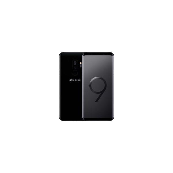 Samsung Galaxy S9+ SM G695F 128GB black Smartphone (C)