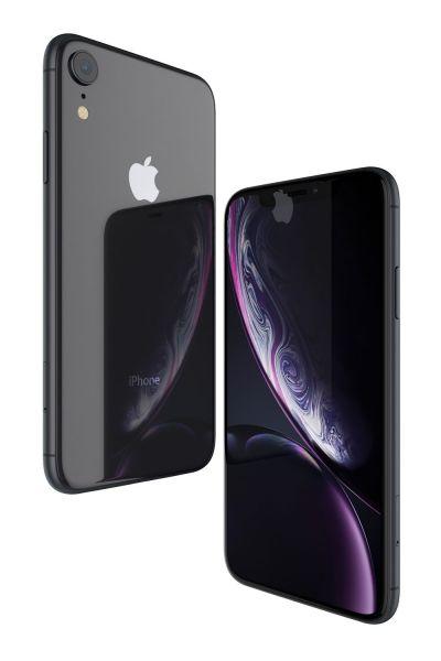 Apple Iphone XR 128GB black Smartphone (2018) oNT
