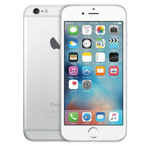 Apple iPhone 5s 32GB silver Smartphone Bastler