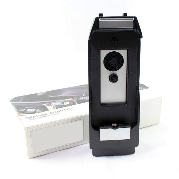 BMW Snap In Adapter iPhone 5 Handyladeschale