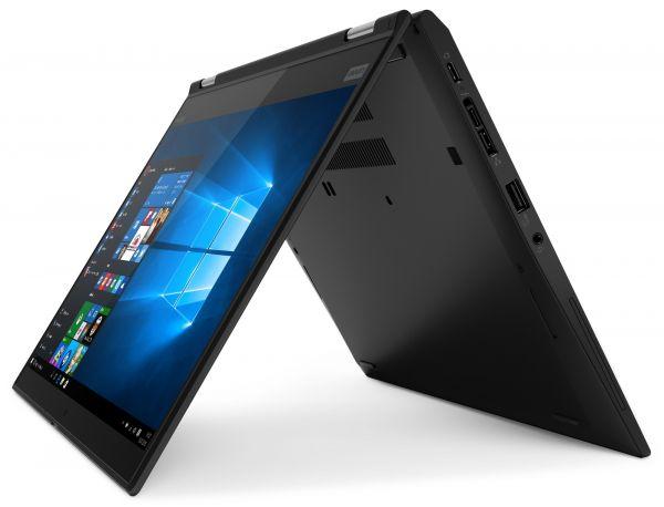 """Lenovo ThinkPad X390 Yoga i5-8365U 8GB 256GB 13,3"""" WIN10 Laptop QWERTZ-DE"""