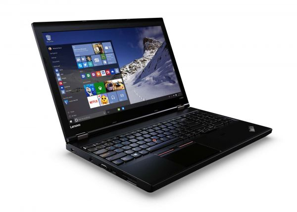 "Lenovo ThinkPad L560 i5-6300U 8GB 256GB 15,6"" WIN10 Laptop QWERTZ-DE"