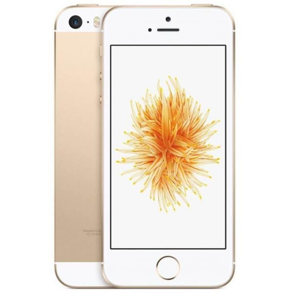 Apple iPhone SE 32GB gold Smartphone Bastler
