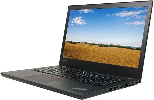 "Lenovo ThinkPad T470 i5-6200U 8GB 256GB 14"" WIN10 Ultrabook"
