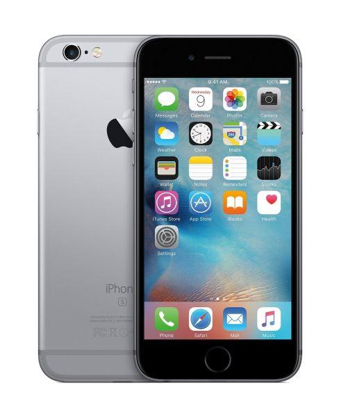 Apple iPhone 6s 64GB space gray Smartphone (C)