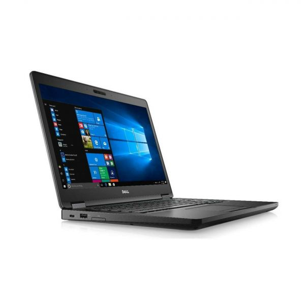 "DELL Latitude 5480 i7-7600U 8GB 1TB 14"" WIN10 Laptop QWERTY(ES)"